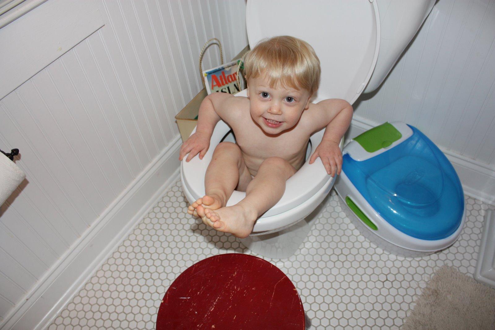 Туалеты для детей фото